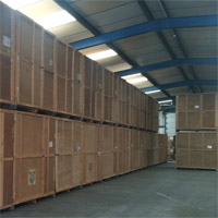 Containerised Storage Facility