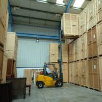Forlift Truck and Storage Facility