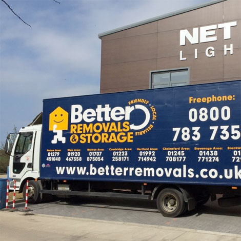 Removals Van and Truck