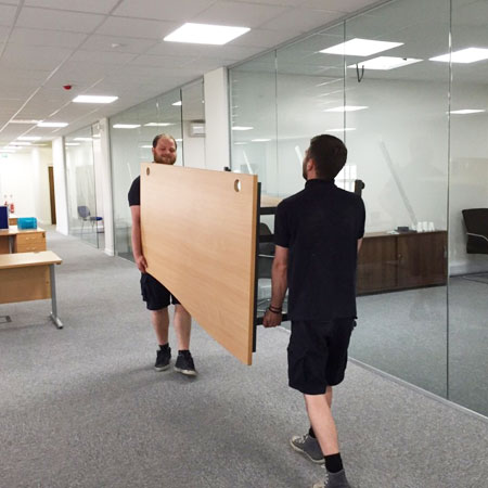 Office Removals Team