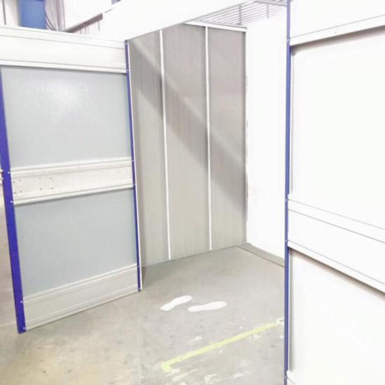 Self Storage Van