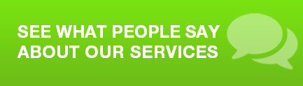 What people say about our services