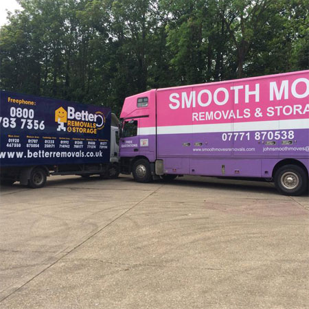 Removals Team Better and Smooth Removals