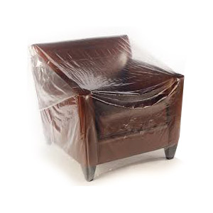 Armchair Cover (Plastic) – Better Removals & Storage