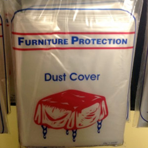 Plastic Dust Cover